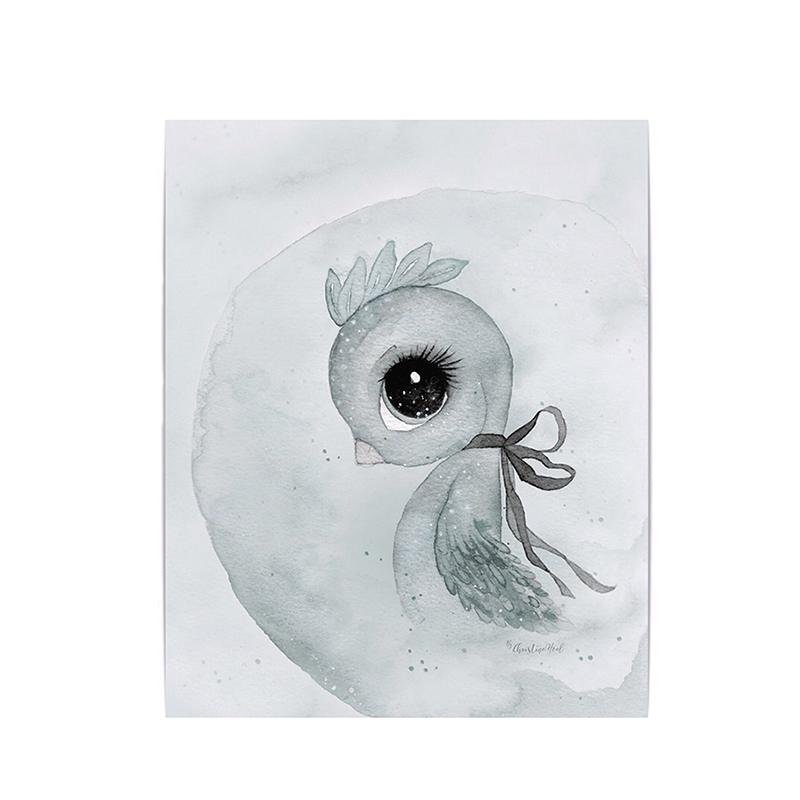 Bird By Christine Hoel
