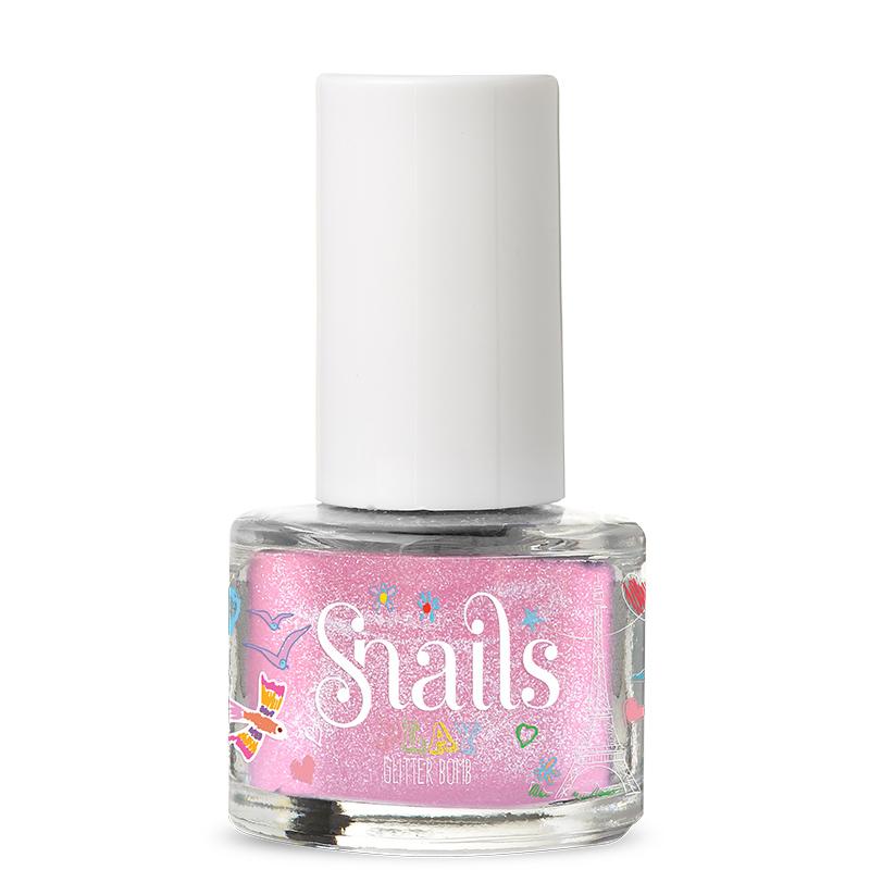 Snails Play - Glitter Bomb
