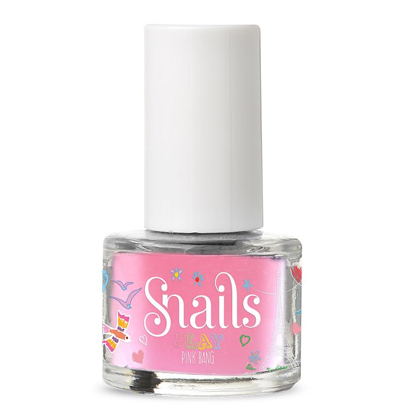 Snails Play - Pink Pang
