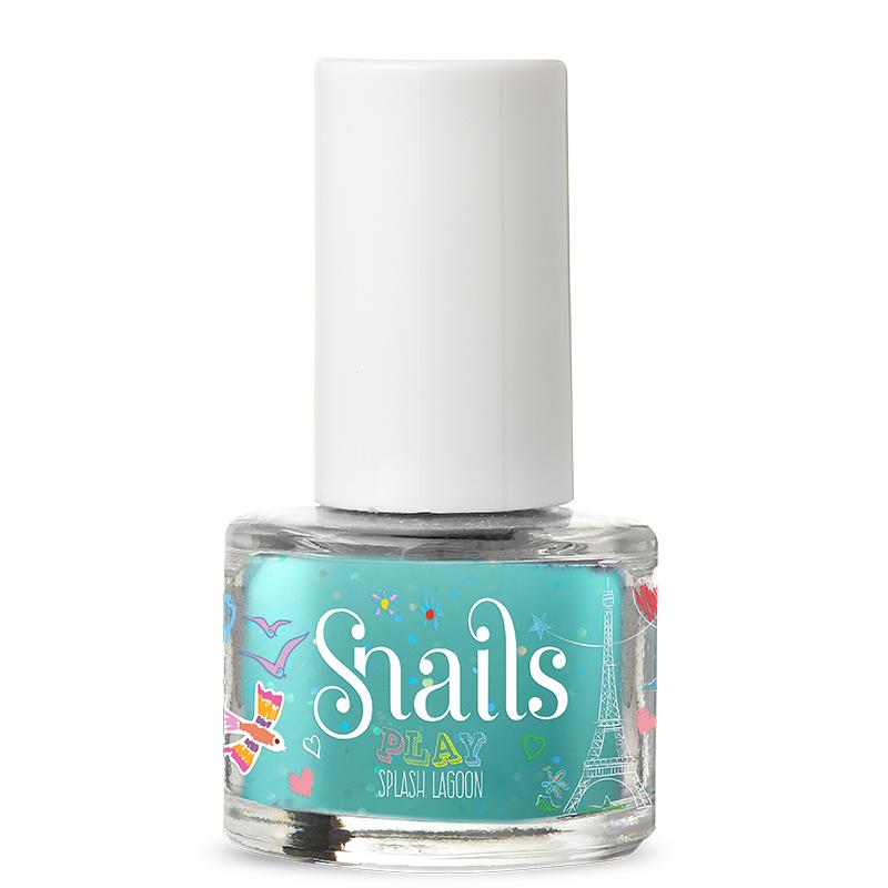 Snails Play - Splash Lagoon