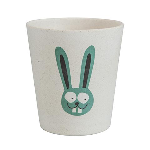 Bambus glas - Bunny