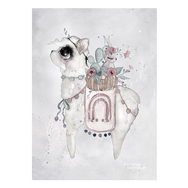 Alpaca  By Christine Hoel