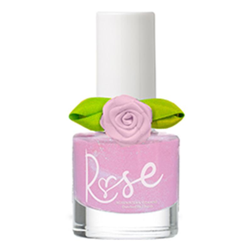 Snails Rose - Nails on Fleek