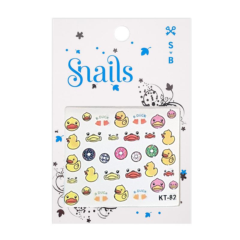 Nail Stickers - Quack Quack