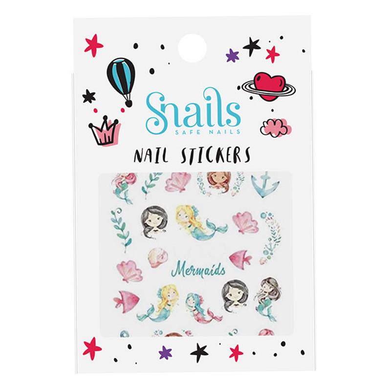 Nail Stickers - Mermaids