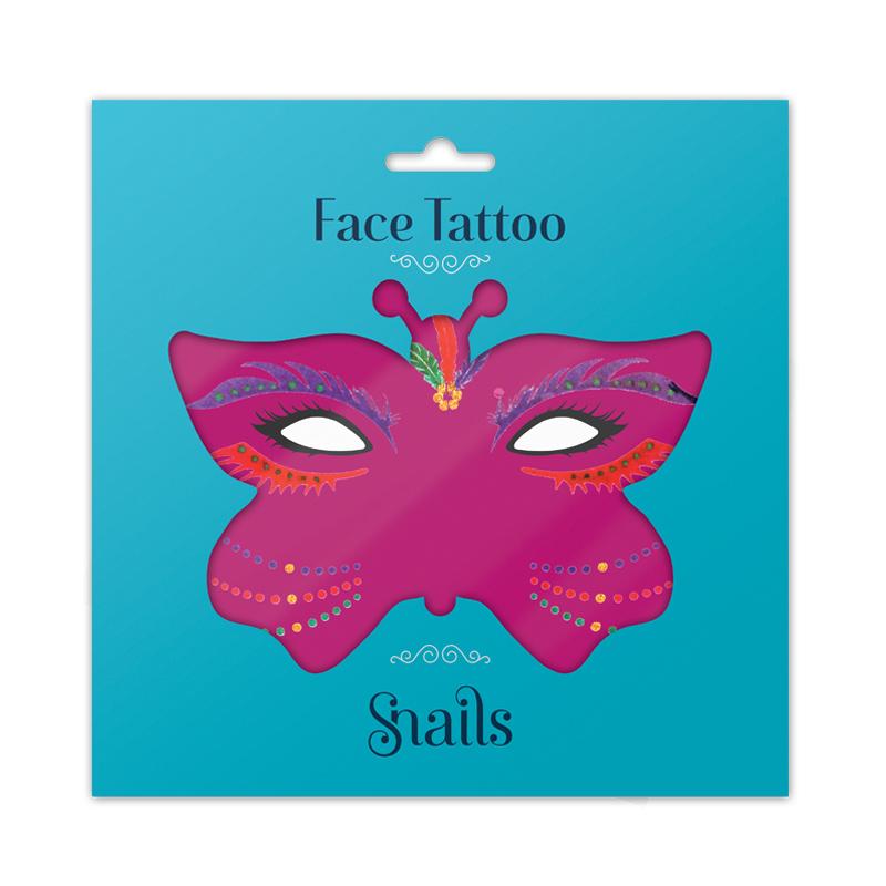 Face Tatto - Brazil